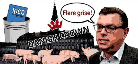 """""""I stemte på et grønt Danmark, men fik endnu en baconminister. Historiens største løftebrud kommer til at koste miljøet dyrt!"""""""