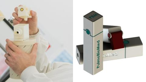New Northumbria University spinout - PulmoBioMed - to develop world-leading medical device