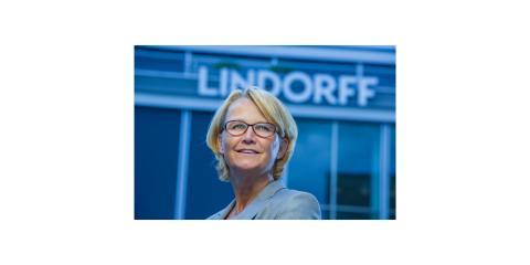 Anette Willumsen, administrerende direktør i Lindorff Norge