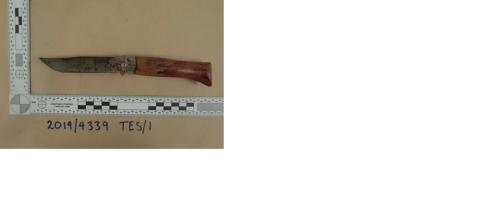 Knife used to stab victim