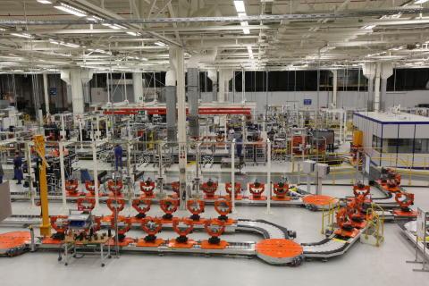 """Ford  vinner """"Oscar"""" for beste  småbilmotor for 5. år på rad, 1 av 5 Ford-biler solgt i Europa er med 1.0-liters EcoBoost-motor"""