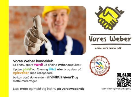 Ny kundeklub hos Weber