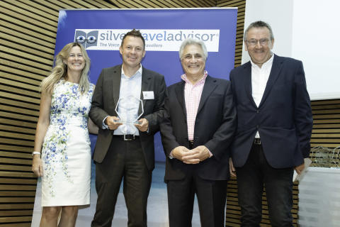 Fred. Olsen voted 'Best Ocean Cruise Line' for third year running at 'Silver Travel Awards 2018'