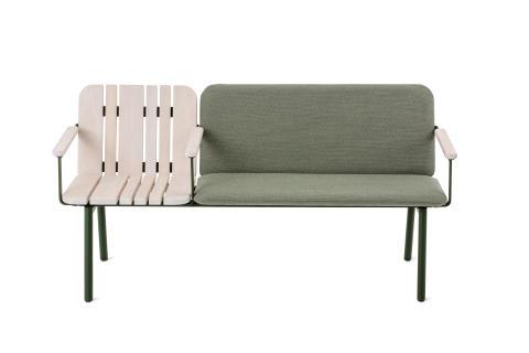 Wait - cirkulärt möbelsystem för väntmiljöer