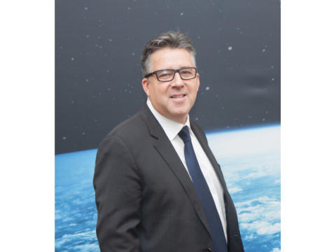 ​Gerry O'Sullivan arriva in Eutelsat come Executive Vice President, Global TV e Video