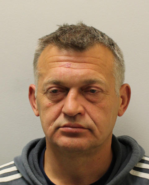 Appeal to trace man in connection with the murder of Joanna Borucka