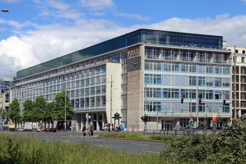 """Design-Atmosphäre in der Alten Hauptpost: """"Felix im Lebendigen Haus"""" am Augustusplatz"""