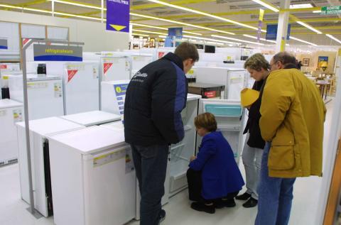 Køleskabe og tørretumblere lever op til energikrav