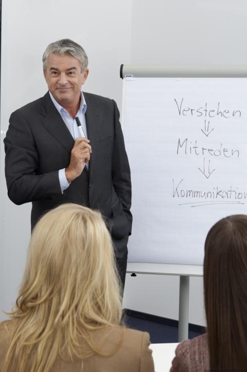 Hören und Verstehen: Vorträge und Präsentationen