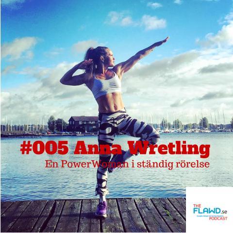 Anna Wretling founder Power Woman