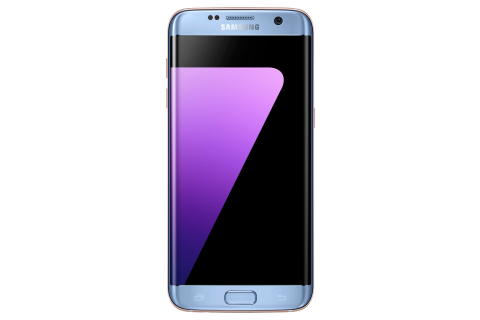 Samsung introduserer fargen Blue Coral for Galaxy S7 Edge