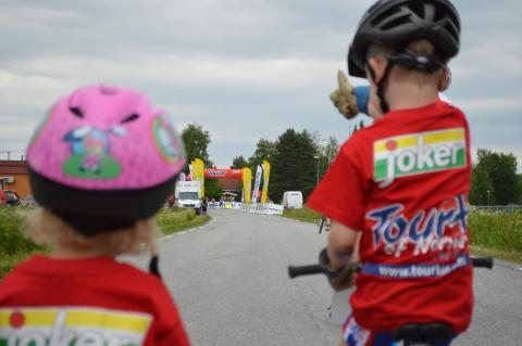 Tour of Norway for kids kommer til Trysil