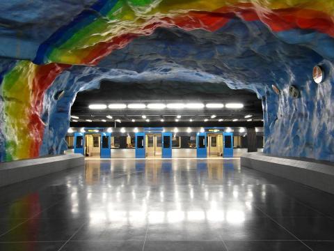 Norconsult och Strukton Rail tar tunnelbanan till nya höjder