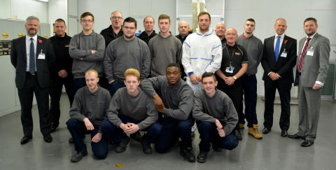 Solus Apprentice Success Leads to New Recruitment Drive