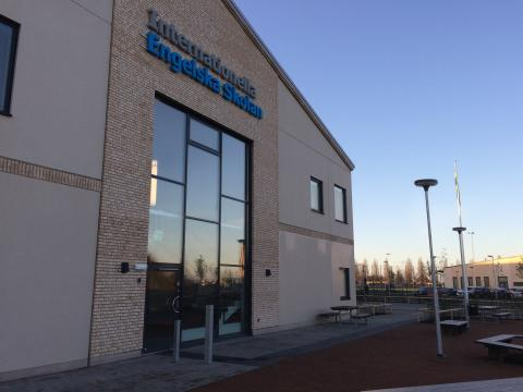 Engelska skolan i Borstahusen får Landskronas stadsbyggnadspris 2017