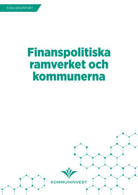 Finanspolitiska ramverket och kommunerna