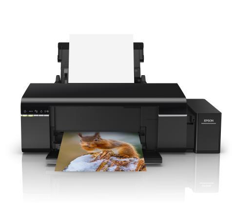 Printer Foto Epson Terbaru L805 Dapat Mencetak dari Perangkat Mobile Nirkabel