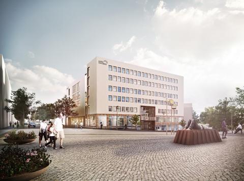 Öppet hus på Borås Kongress