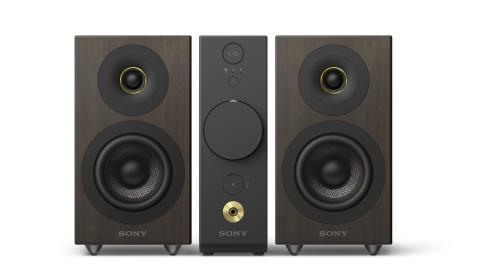 Nyt kompakt lydsystem fra Sony fylder dit hjem med en udsøgt musikoplevelse