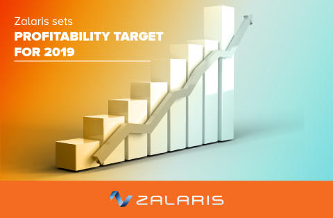 Zalaris sets profitability target and action plan for 2019
