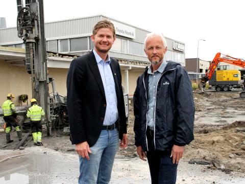 Ny Lexus-forhandler i Bodø