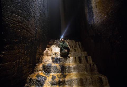 Entdeckungen untertage ( Foto: Tourismusverband Erzgebirge e.V./GReg Snell- snellmedia.com)