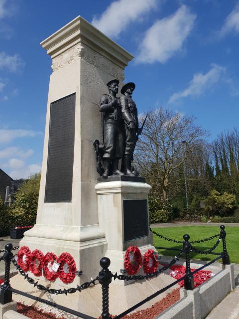 Larne War Memorial