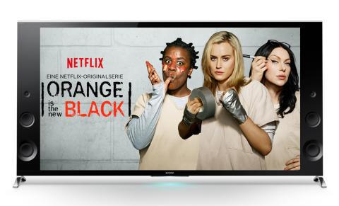 Sony Produkte sind für Netflix in Deutschland bestens gerüstet