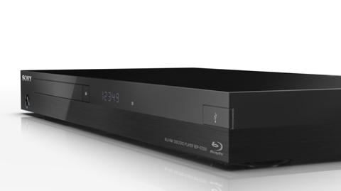 BDP-S7200 Blu-ray Player HD 3-4 Right