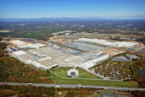 BMW - Spartanburg, USA