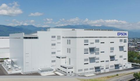 Epson Completes Construction on New Inkjet Printhead Factory