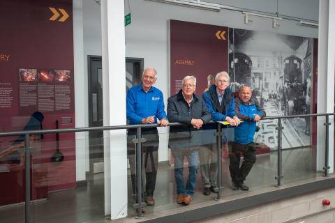 Mid and East Antrim's heritage sites go global!