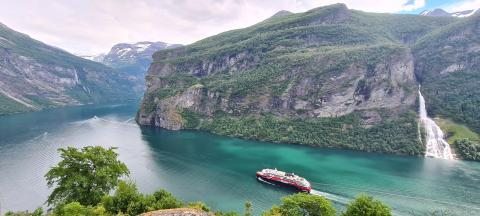 FN Geiranger 06 Photo Harry Nicolaisen Hurtigruten