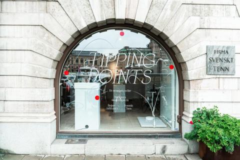 Tipping Points - Beckmans x Svenskt Tenn x Beijerinstitutet