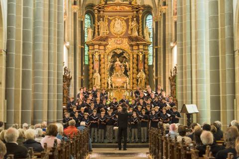 Chor in der Kirche © RTG, Duschner