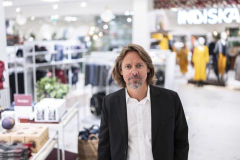 Åhléns Fridhemsplan - Gustaf Öhrn, VD Åhléns