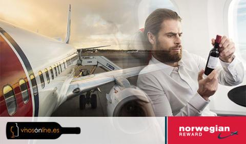 Norwegian Reward y Vinosonline firman un acuerdo de colaboración