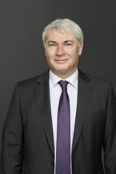 burgbad-Vorstand Jörg Loew