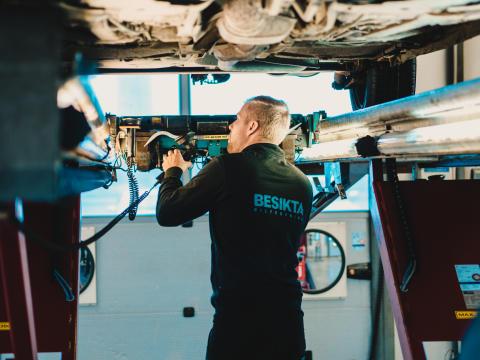 Besikta Bilprovning öppnar en ny bilbesiktning i Härnösand