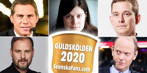 Storslam för Erik Niva i Guldskölden 2020