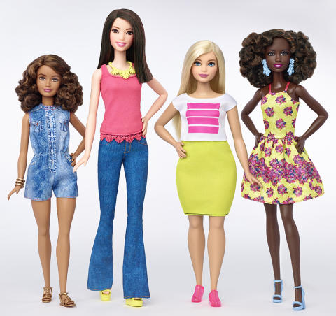 Barbie Fashionistas 3