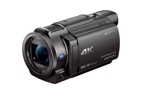 Sony expands 4K[i] consumer Handycam® line-up