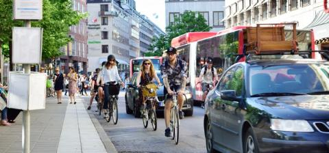 Samarbete centralt för hållbarare städer