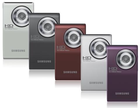 Direkt till Youtube från Samsungs nya videokamera