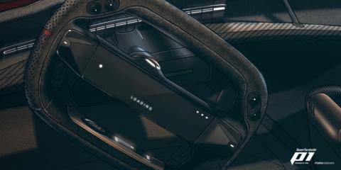 Ford förenar den digitala och den fysiska världen med bil designad av gamers