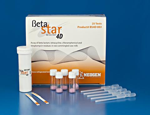 Fighting antibiotic residues with new test kit
