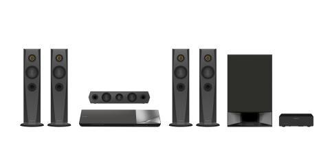 BDV-N7200W Blu-ray Disc Home Cinema Systems