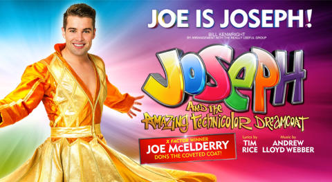Joseph and the Amazing Technicolor Dreamcoat at Metro Radio Arena