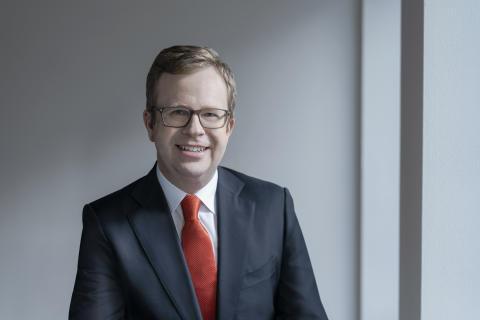 Dr. Bernd Hochberger, Vorstandsmitglied der Stadtsparkasse München