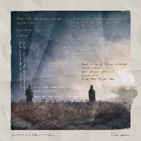 """""""Rise Again"""" - omslag akustisk version"""